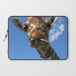 giraffe 4 Laptop Sleeve