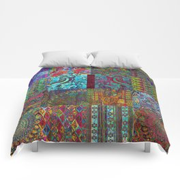 Bohemian Wonderland Comforters