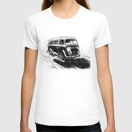 at full speed T-shirt