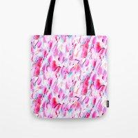 kandinsky Tote Bags featuring Synesthete by Jacqueline Maldonado