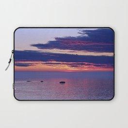 Dusk Reflected Laptop Sleeve