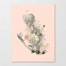 Stranger Danger I [sans type] Canvas Print