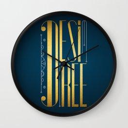 Desiree Wall Clock