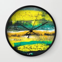 Chichen-Itza Wall Clock