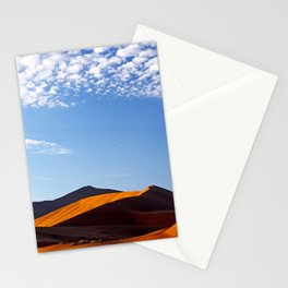 Clouds over Namib desert - Namibia Stationery Cards