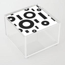 Rain Acrylic Box