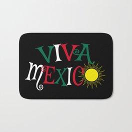 Viva Mexico Bath Mat