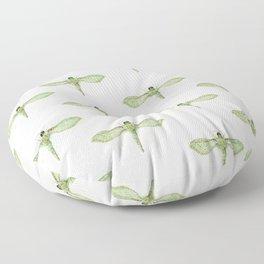 Pepe Tuna / Puriri Moth 2016 Floor Pillow