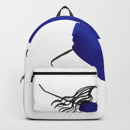 How to be a girl #4 Backpack