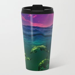 Dreaming Of Dolphins Travel Mug