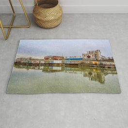 The Beauty of Urban Decay Rug