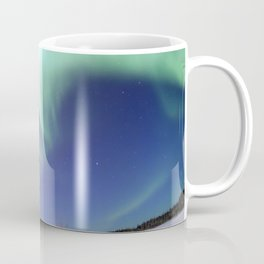 Northern Lights of Alaska Photograph Coffee Mug