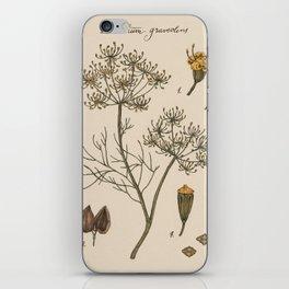 Dill iPhone Skin