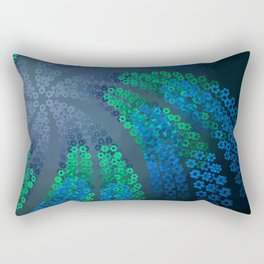 Ascent From Chaos Rectangular Pillow