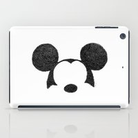 mickey iPad Cases featuring Mickey Hatching by a.k.a. Loktys