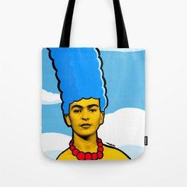 FRIDA SIMPSON Tote Bag
