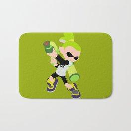 Inkling Boy (Green) - Splatoon Bath Mat