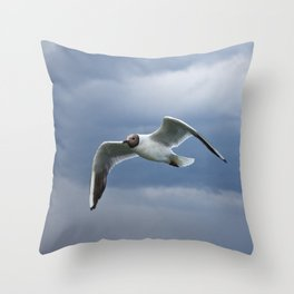 seagull 2 Throw Pillow