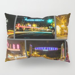 Collection of SD Signs Series: Images 1-6 Together Pillow Sham