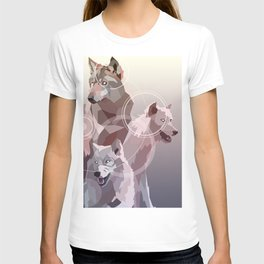 The Strength of the Pack T-shirt