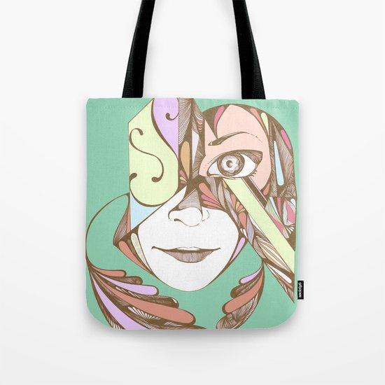 Rococolla Tote Bag