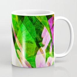 Medicinal Purple Flower Coffee Mug