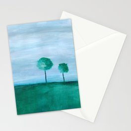 Peaceful Dreams on Hanover Hill Stationery Cards