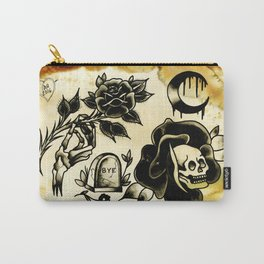 death flash Carry-All Pouch