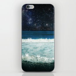 The Sound and the Silence iPhone Skin
