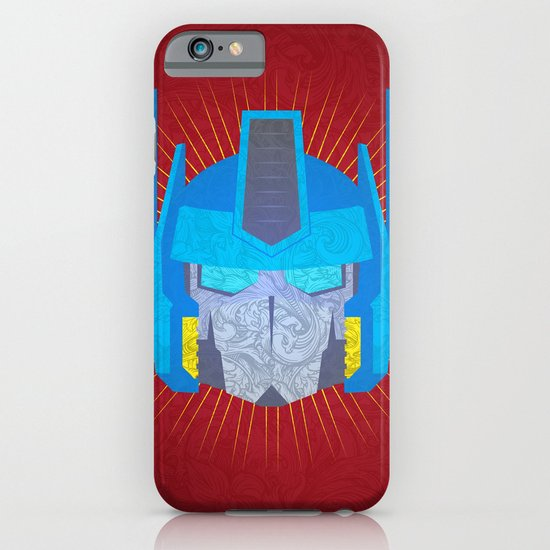 Optimus iPhone & iPod Case