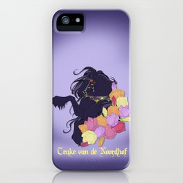 Teake iPhone Case