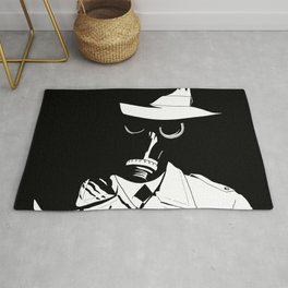 The authentic gasman Rug
