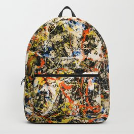 Reflecting Pollock 2 Backpack