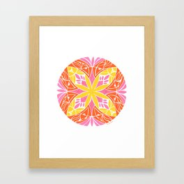 Passion Fruit :: Color Therapy Collection :: Framed Art Print