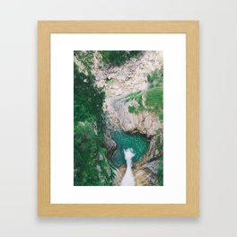 Neuschwanstein V Framed Art Print