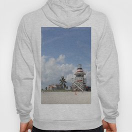 South Beach Miami Lifeguard Station Hoody