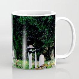 Family of Mushrooms Coffee Mug