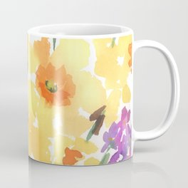 Spring Daffodil Patch Coffee Mug