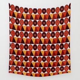 EL PUEBLO Wall Tapestry