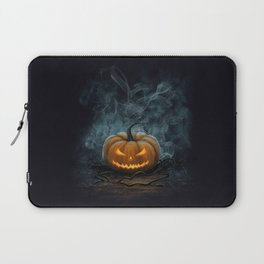 Halloween Pumpkin Laptop Sleeve