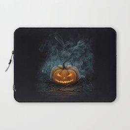 Halloween Pumpkin Laptop Sleeve