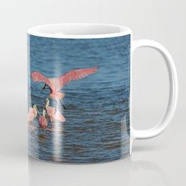 A Boisterous World Coffee Mug