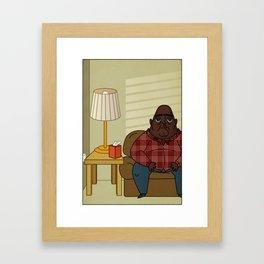 Huell Babineaux Framed Art Print