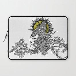 Shiva Moon Laptop Sleeve