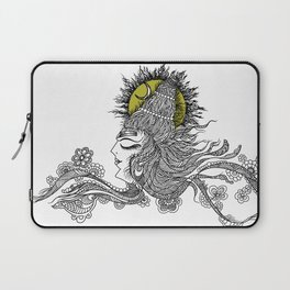 Shiva Moon Laptop Sleeve