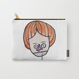 Hmpf! Carry-All Pouch