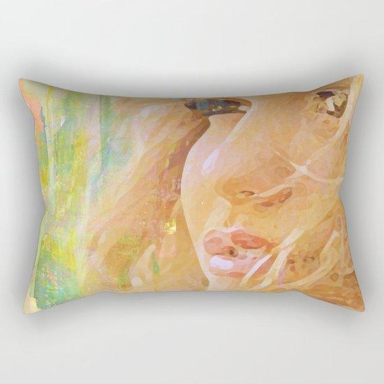 Look for your look Rectangular Pillow