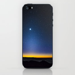 Stars in Hawaii iPhone Skin