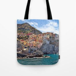 Colorful Italy Tote Bag