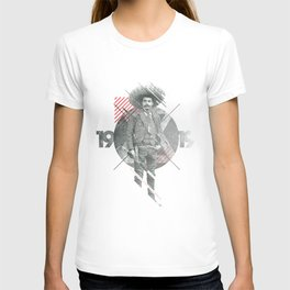 Died On His Feet In 1919 T-shirt